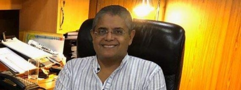 Onetime trusted aide of Naveen Patnaik - Baijayant Jay Panda joins BJP