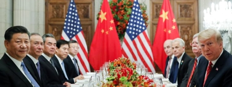 China, US near clinching trade deal