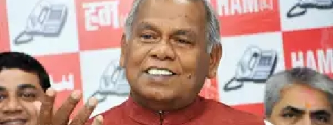 Jitan Ram Manjhi pitted against son of former stone cutter in Gaya constituency