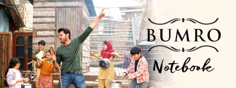 Zaheer Iqbal and his students bring 2000s with Notebook's 'Bumro'