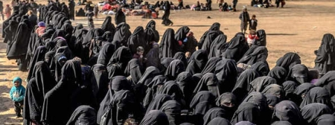 300 IS militants, families hide in northern Iraq: Report