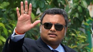 Karti figures in Cong poll list