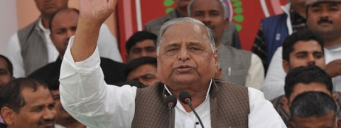 Mulayam's name not in SP's star campaigners' list