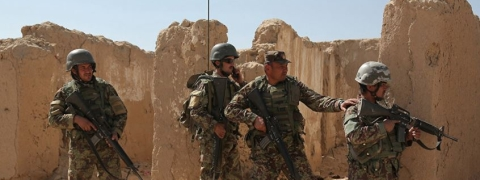 At least 27 Taliban militants killed in Afghan Special Forces operation