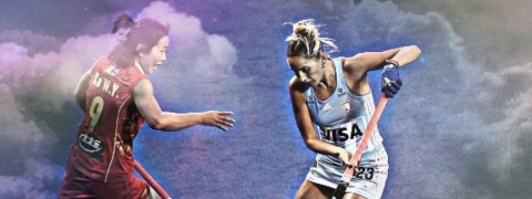 Argentina beat China 1-0 in FIH women Pro League