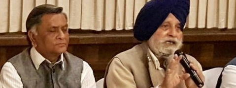 Ex-LS Dy Speaker Atwal raises issue of 1984 riots: Ducks query on killings in Nakodar