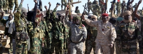 Nigerian troops kill 55 armed men