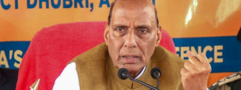 Rajnath claims Balakot toll will be known 'sooner or later'