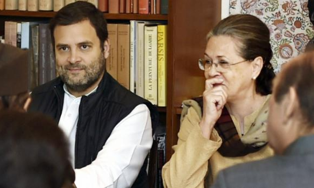 Sonia, Rahul in Cong first list for Lok Sabha elections