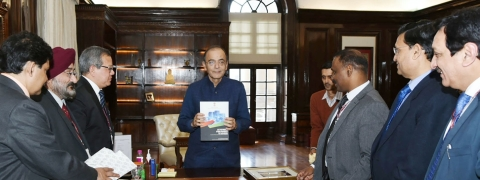 Jaitley releases Compendium of Instructions on GST Refunds