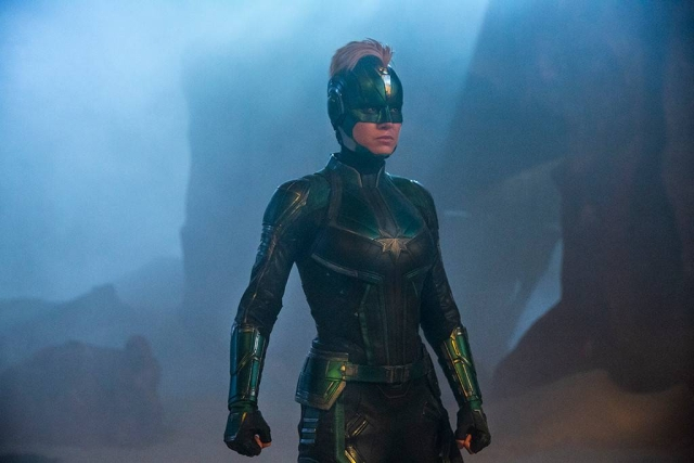 "CAPTAIN MARVEL: UNLEASHING THE ""SHE"" IN THE SUPERHERO VERSE!"