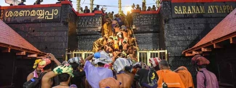 Poll panel against use of Sabarimala issue for poll campaign