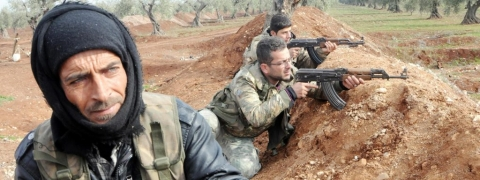 20 Syrian govt forces killed in rebels' attack in Hama