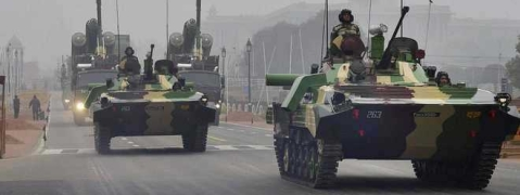 India drops to second spot in arms imports