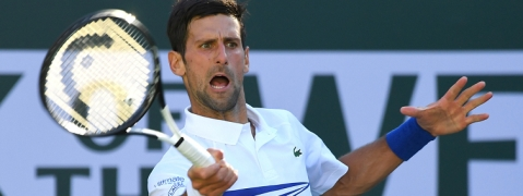 Top seeds Djokovic, Osaka suffer shocking exits from Indian Wells