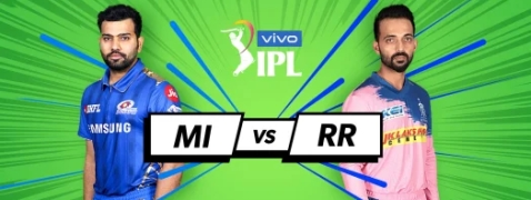 RR win toss, opt to field against MI