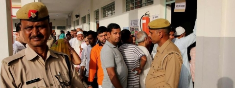 Elaborate security in place for phase-2 polls in UP