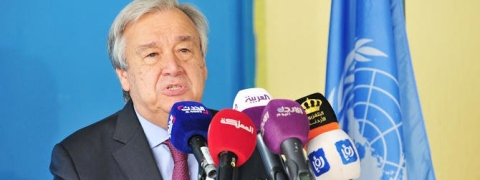 Libya: UN chief urges halt to military operations