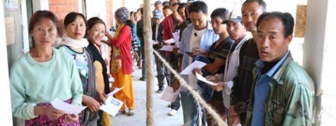 Polling for Inner Manipur PC begins, 15 pc turnout by 9 am