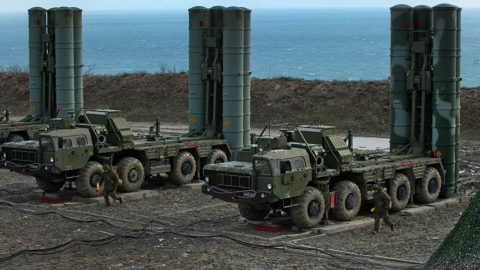 Open to deliver more S-400 to Turkey, says Russia