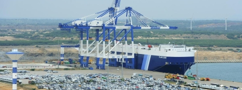 Sri Lanka ports authority to purchase additional cranes from China