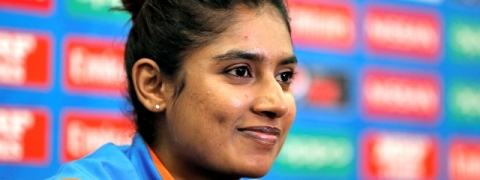 Mithali Raj appointed as Goodwill Ambassador