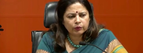 BJP's Meenakshi Lekhi Sues Rahul Gandhi for contempt over remarks on PM