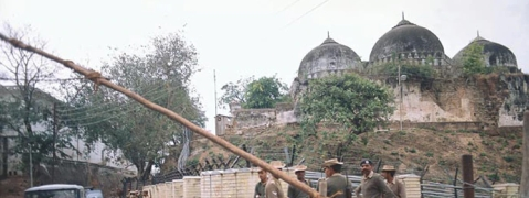 Ayodhya dispute: Chink in secular character of India