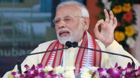 Modi blasts LDF and UDF for 'disappointing' people
