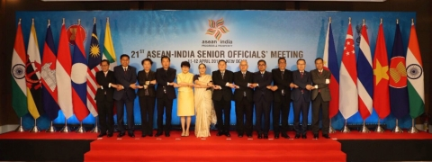 India, ASEAN to boost ties in maritime sector
