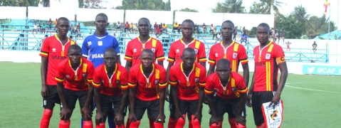 Uganda names squad for U-17 Africa Cup of Nations