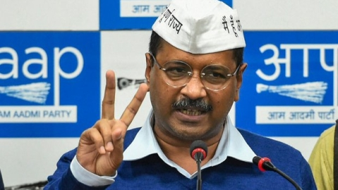 Why does Pakistan want Modi ji to win? asks Kejriwal