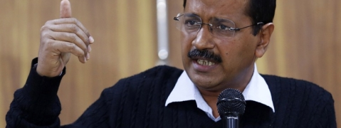 Kejriwal accuses BJP of following Hitler's Germany