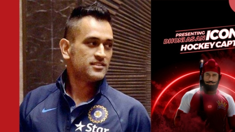 redBus announces Dhoni as its brand ambassador