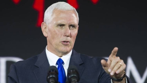 US Vice-president: Standing with people of Venezuela