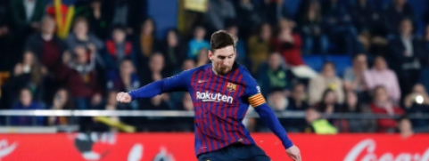 Drama all the way as Barca draw 4-4 in Villarreal
