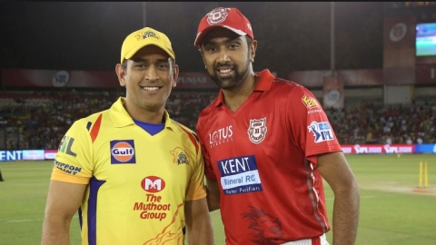 CSK set 161 target for KIngs XI Punjab