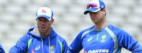 Warner, Smith named in Australia's World Cup squad; Handscomb and Hazlewood out