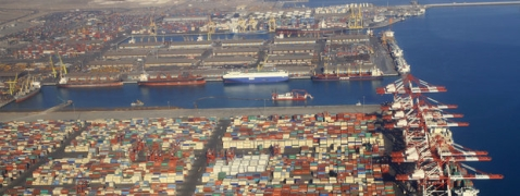 Five ships dock at Iran's Chabahar Port