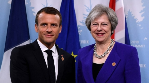 Brexit: French President to meet UK PM in Paris