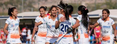 Indian Women's Hockey beat Malaysia 1-0 to clinch series