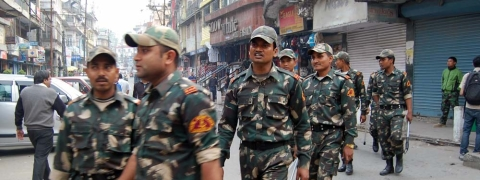 Over 120 companies of paramilitary forces deploy in Assam polls