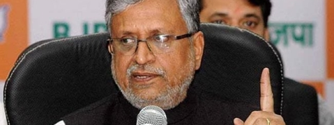 Lalu promised to topple JD (U) for stopping probe in fodder scam: Sushil Modi