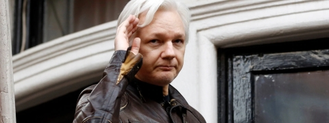 Julian Assange was under 'extensive spying operation': WikiLeaks