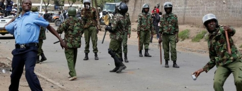 Kenyan police probe 17 members of outlawed separatist group