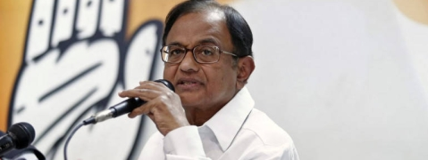 Has 'muscular nationalism' resolved any conflict: Chidambaram