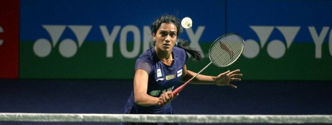 Singapore Open: Sindhu enters semi-final; Saina, Srikanth and Sameer crash out