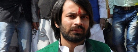 Tej Pratap lodges written complaint after getting threat call