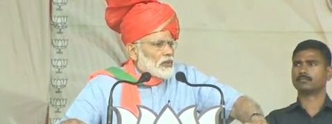 Modi woos voters, asks to end dynasty rule of NC, PDP, Congress in J&K