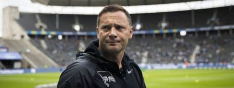 Berlin and coach Dardai to part ways in summer